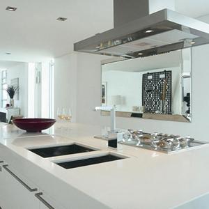 Quartz vasques quartz comptoirs - Quarzite piano cucina ...