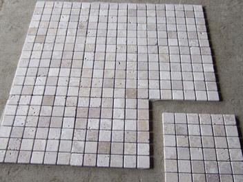 Mosaico di marmo marmo mosaico piastrelle