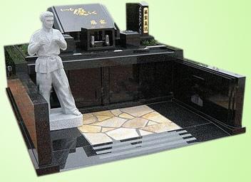 Nagrobek Granit Nagrobek I Headstone W Chinach