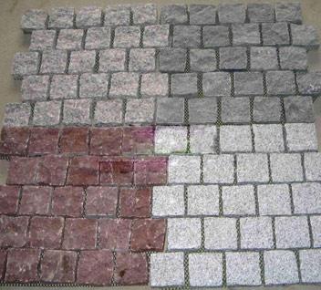 China granito adoquinado adoqu n - Precio de adoquines de granito ...