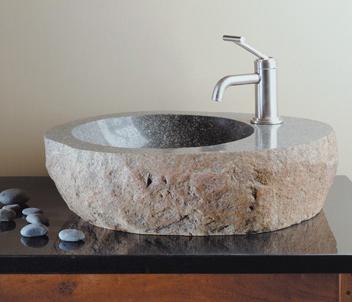 sp lbecken waschbecken aus stein stein eitelkeit granitschale. Black Bedroom Furniture Sets. Home Design Ideas