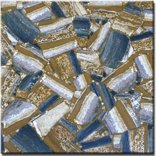 Newstar Semi Precious Gemstone Artificial Stone Agate