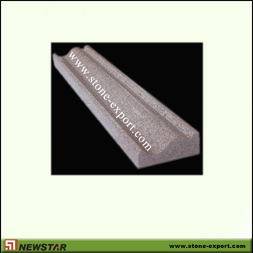 Construction Stone,Trim and Moulding,G681 Rosy Cloud