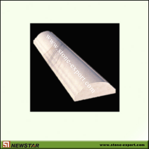 Construction Stone,Trim and Moulding,Beige Marble