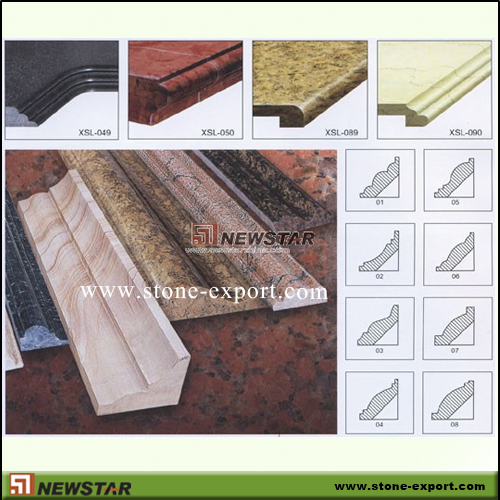 Stone Moulding Marble Molding Granite Line Stone Trim Onyx