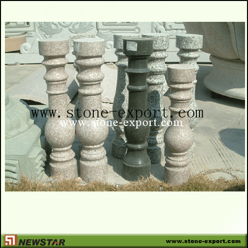 Construction Stone,Baluster and Railing,Granite