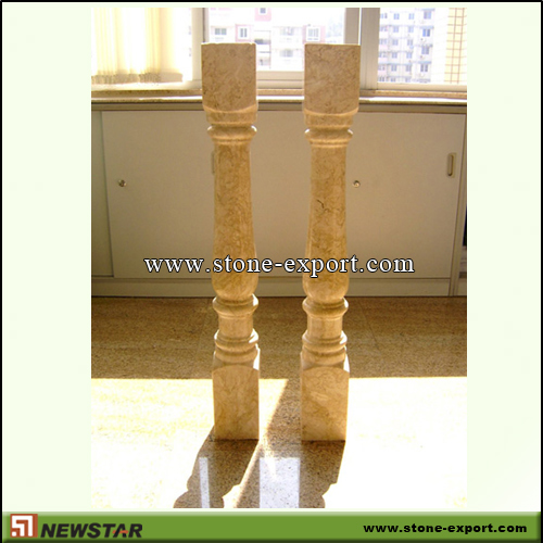 Construction Stone,Baluster and Railing,Marble
