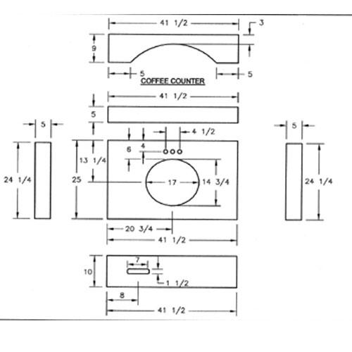 Countertops Drawing Vanity Top Granite Amp Marble Countertop