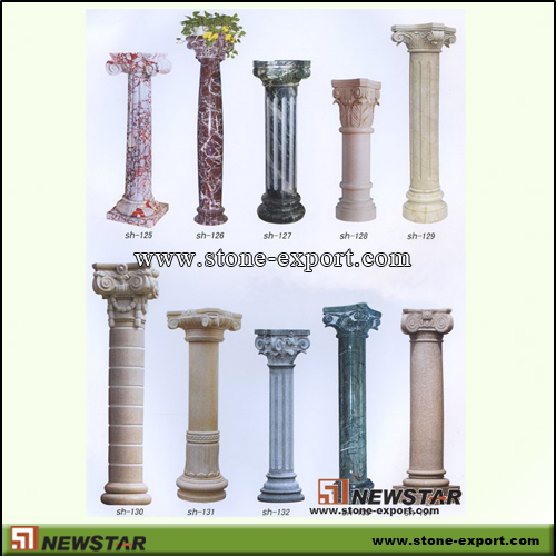 Construction Stone,Column and Pillars,Marble