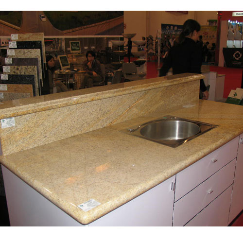 Countertop and Vanity top,Countertops with SS Sink,Granite