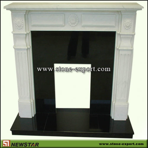 Fireplace Mantels,Artificial Stone Fireplace,Artificial Marble