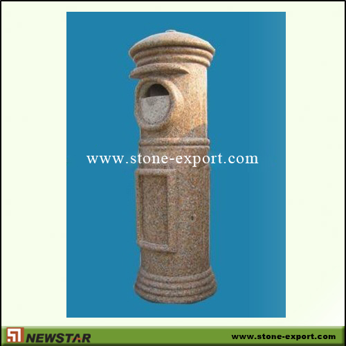 Landscaping Stone,Landscaping Sculpture,G682 Golden Yellow