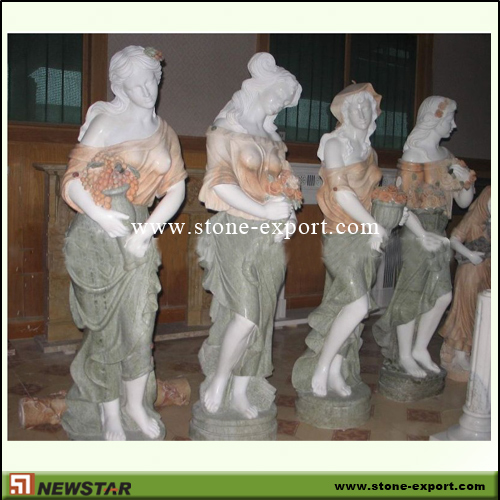 Landscaping Stone,Statue Carving,China Marble