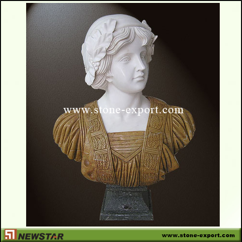 Landscaping Stone,Statue Carving,Henan Yellow Marble