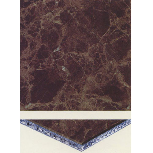 Marble Products,Marble Laminated Honeycomb,Dark Emperador