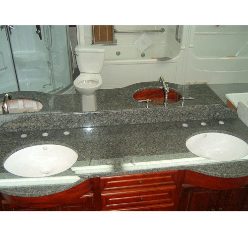 Countertop and Vanity top,Granite Vanity top,Golden Yellow