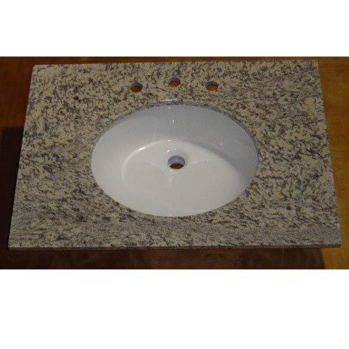 Countertop and Vanity top,Granite Vanity top,Tiger Skin Rust