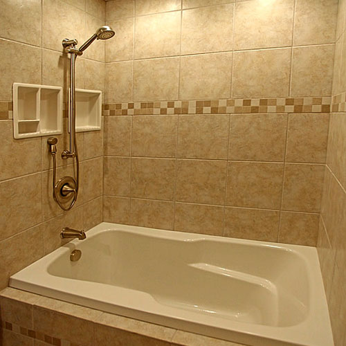 Marble tub surrounds marble shower panel granite tub surrounds shower panels wall surrounds - Tile shower surround ideas ...