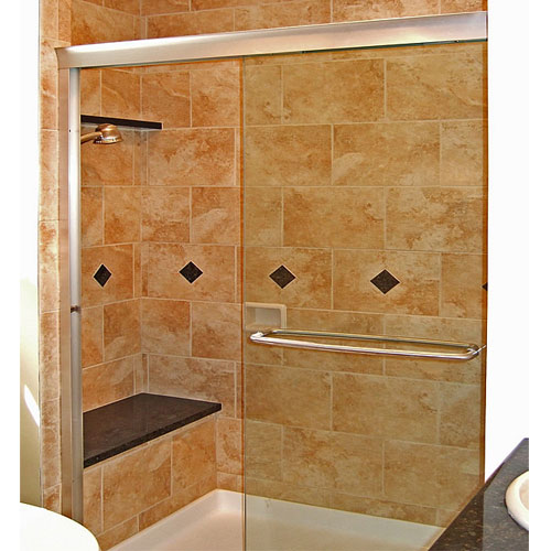 Onyx bathroom surrounds