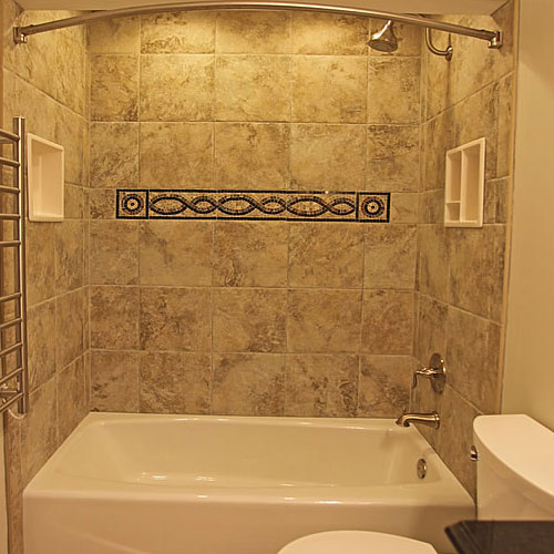 Marble bathtub surrounds bathtub surround for Tile shower surround
