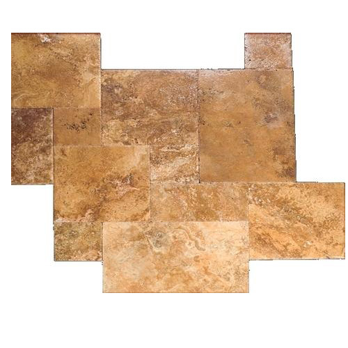Construction Stone,French Pattern,Travertine