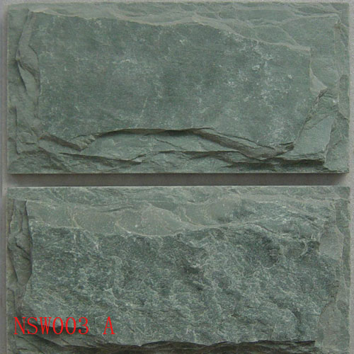 Slate and Quartzite,Mushroom-shape Slate,Green Slate