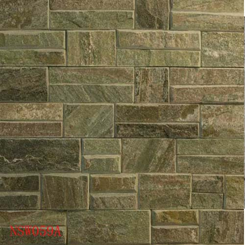 Slate and Quartzite,Cultured Stone,Green Slate