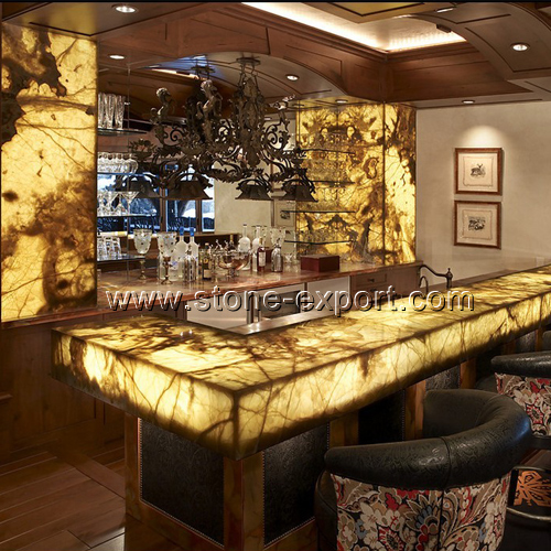 Onyx Bar Tops White Onyx Bar Tops Onyx With Glass
