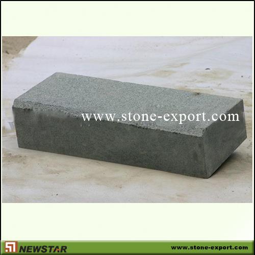 G612 Big Sesame Granite Kerstone Curbstone Paver Paving