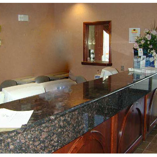 Countertop and Vanity top,Registration Desk,Granite