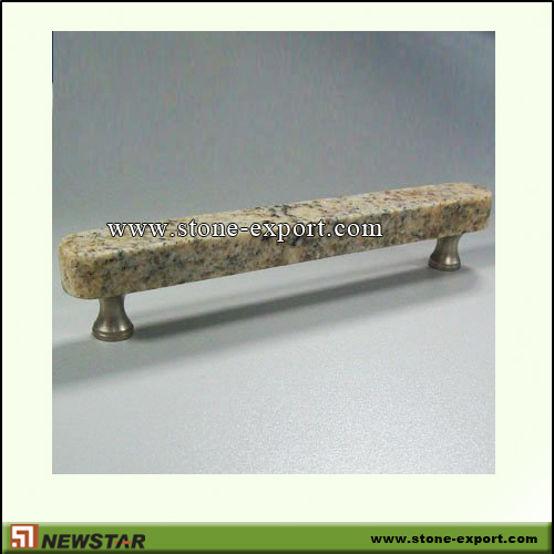 Construction Stone,Stone knobs and Handles,Granite Kashmi Gold