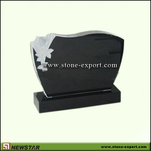 Tombstone,Europe Style,Absoutely Black