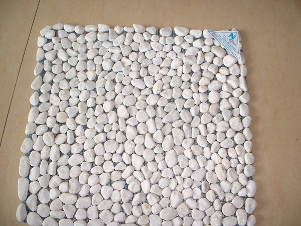 Pebble Series,Machine-Made Pebble Tiles,