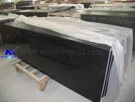China Granite Tile Marble Slab Black Granite Countertop