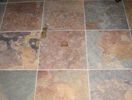 Rusty Slate Tile, Black Slate Tile