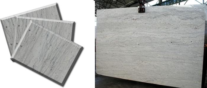 River White Granite Countertops