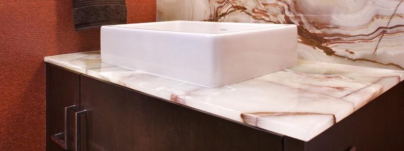 Onyx Countertops Prices : Onyx tiles slabs white countertops vanity