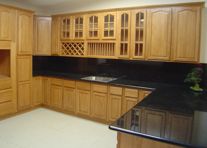 Granite Is A Beautiful Material That Can Be Used For Countertops Or Floor  Tiles. Black Galaxy Is An Especially Popular Type Of Granite, As It Is The  Hardest ...