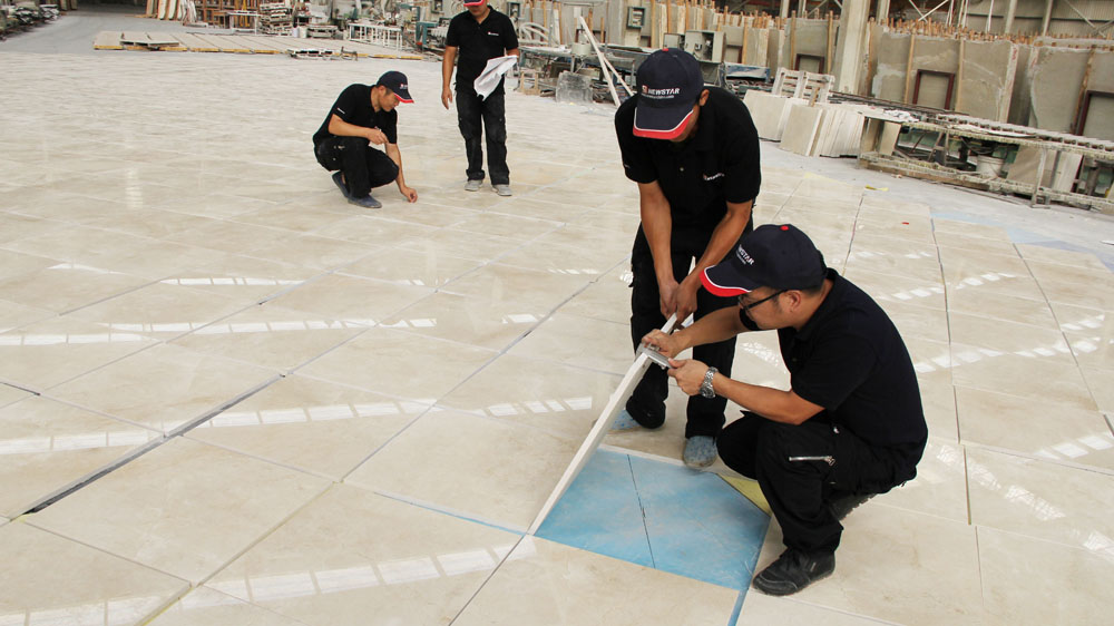 How To Reduce The Indoor Marble Floor Radiation Hazards